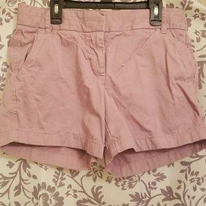 Light purple chino shorts 💜 spring perfection
